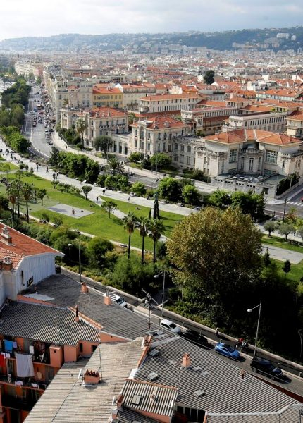 La Côte d'Azur sur la voie de l'écologie