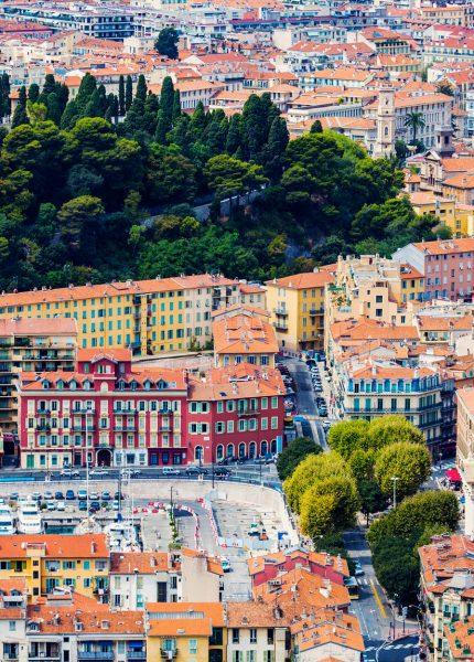 Prix de l'immobilier sur la Côte d'Azur